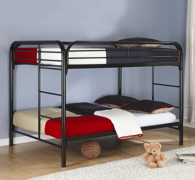 Most Basic Single Over Single Bunk Bed Good For Kids Or Adults At
