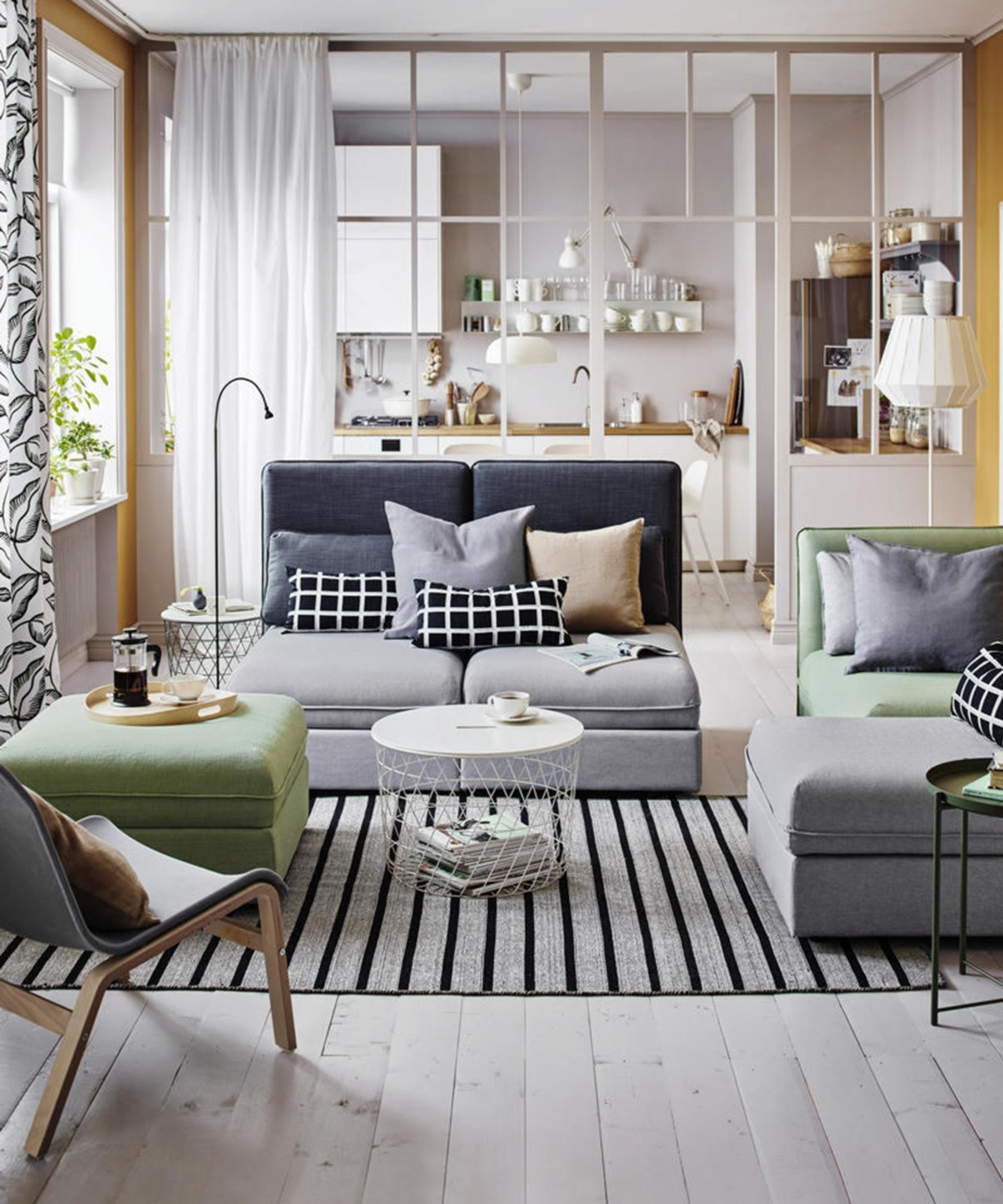 All The Home Products You Need From Ikea S 2018 Catalog Living Room Furniture Layout Ikea 2018 Home