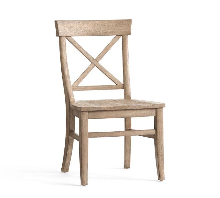 Aaron Wood Seat Chair Side Seadrift living room – Aaron Chairs
