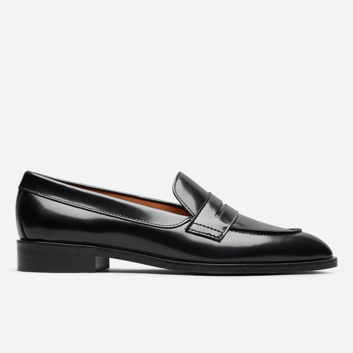 Meet Penny. Crafted from Italian leather and modeled on ...