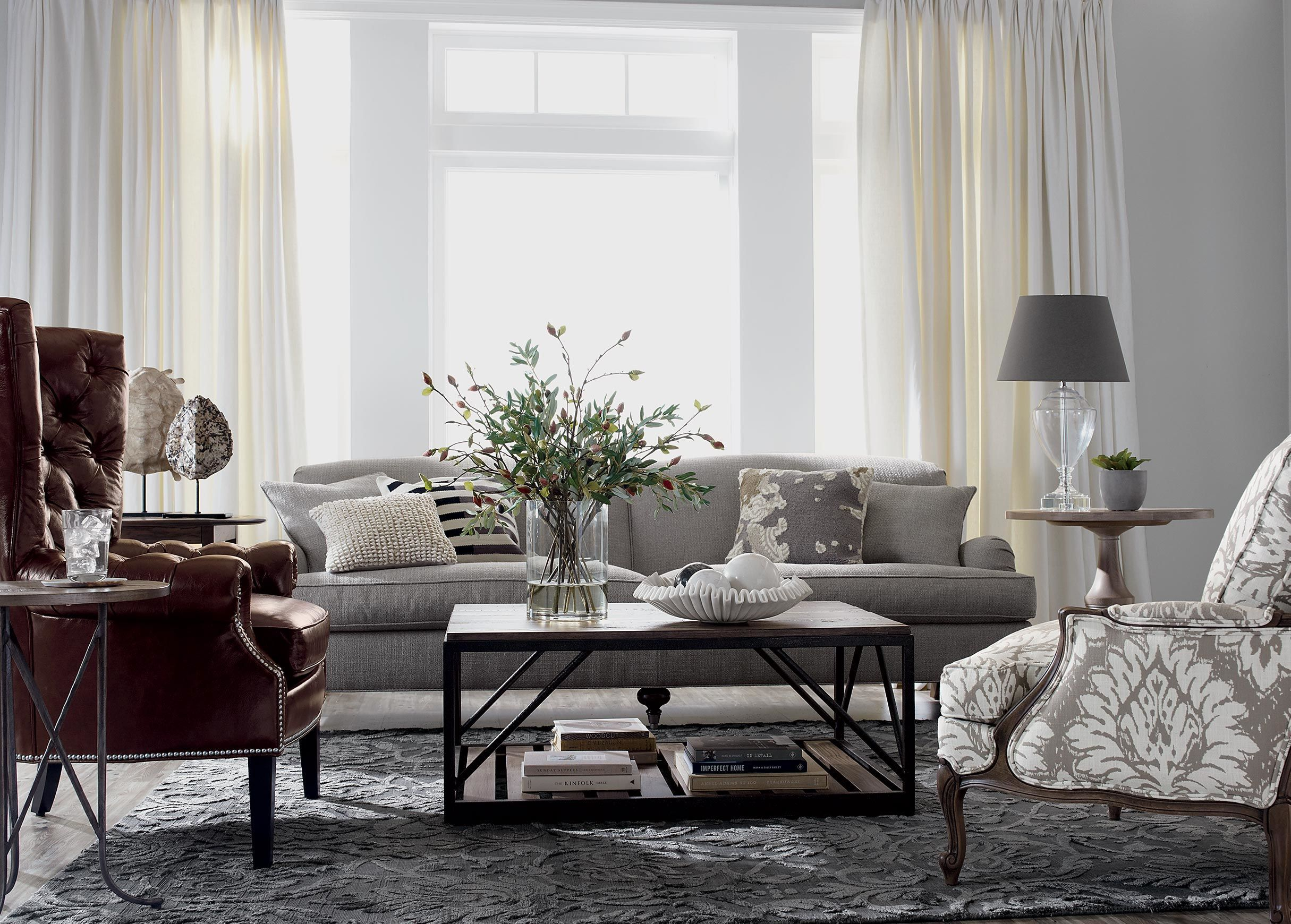 Oxford Sofa | Sofas and Loveseats | Ethan Allen | Living Rooms ...