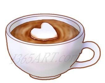 Tasse clipart  50 % Rabatt Verkauf heißen Kakao Tasse Clipart, heißen Kakao ...