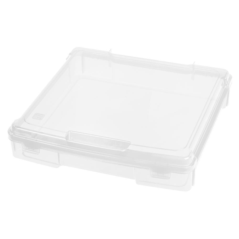 IRIS Single Compartment Plastic Project Case-150791 in ...