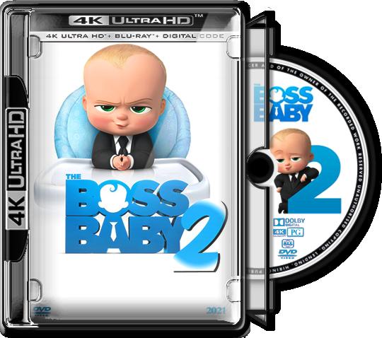 The Boss Baby 2 2021 4kultrahd Foldericon V1 Boss Baby Family Business Babysitter