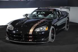 Black With Gold Racing Stripe Sexay Get Your Viper Stripes From