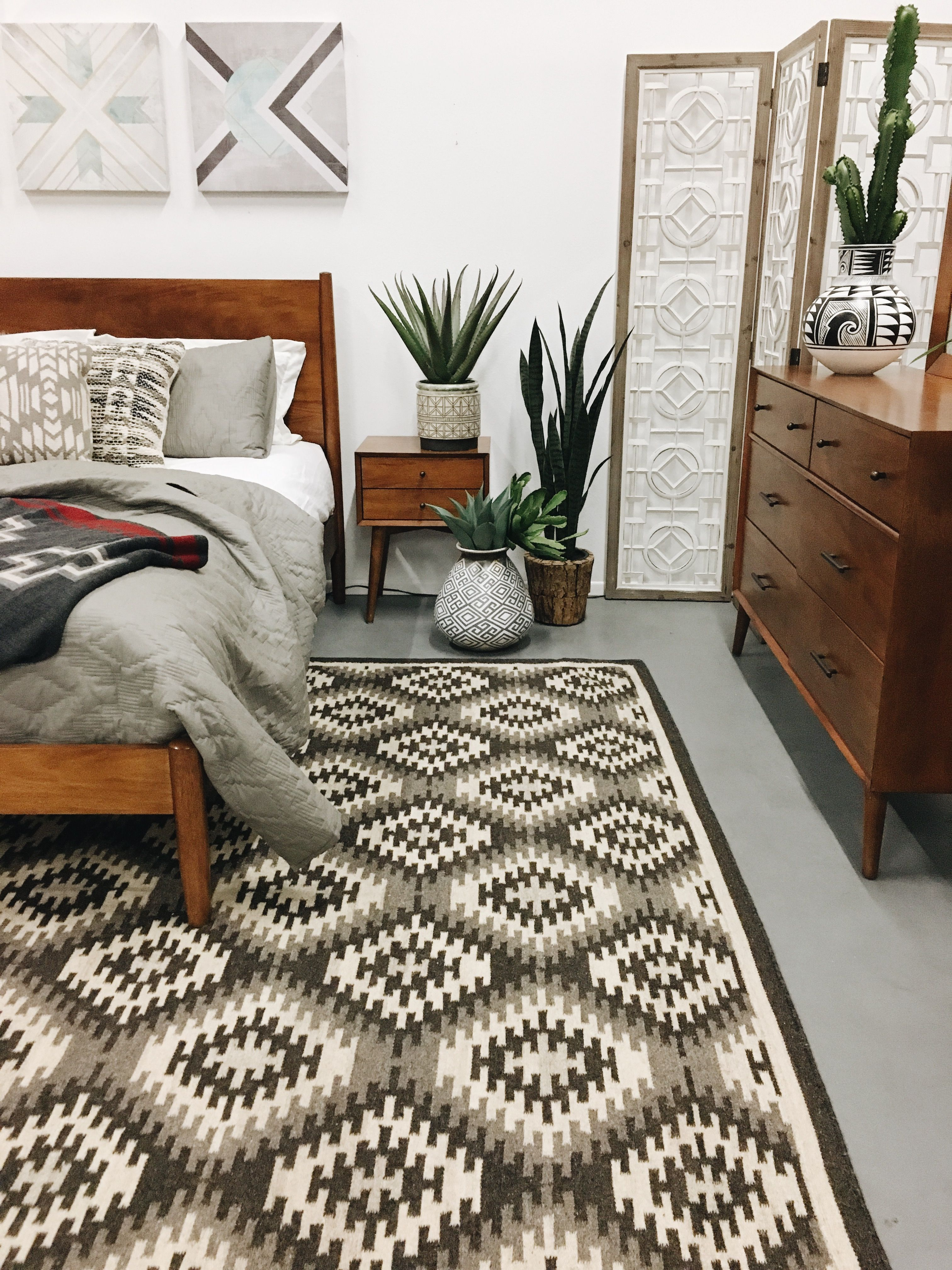 Delightful Midtown Bedroom Collection | American Home Furniture And Mattress |  Albuquerque, Santa Fe, Farmington. Southwest Mid Century Modern ...