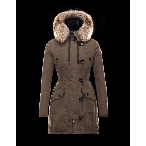 0a084800325d4 Moncler Turtleneck Fur Detachable Arrious Doudoune Femme rqZr7