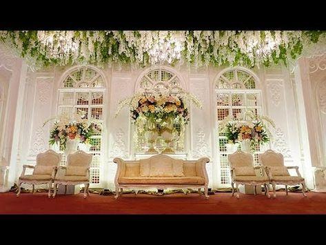 pembuatan dekorasi pelaminan i every decoration - youtube