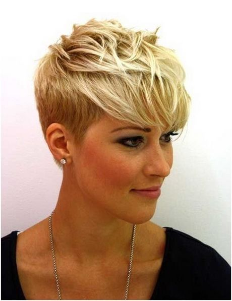 Idee coupe cheveux tres court