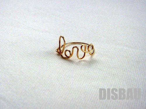 Flickr.love ring