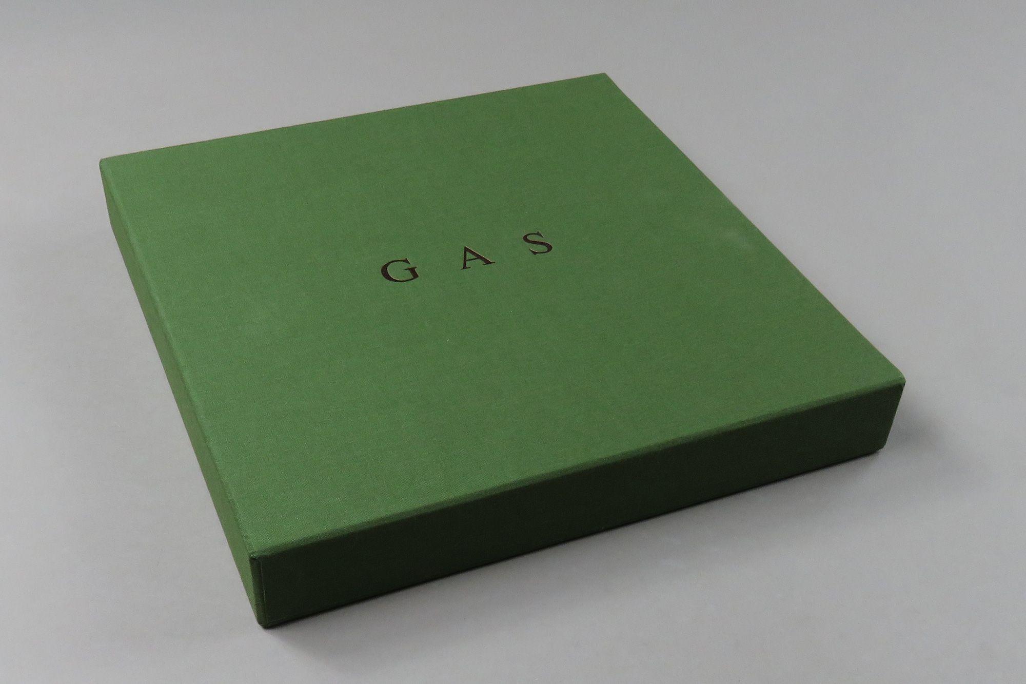 Gas Vinyl Boxset
