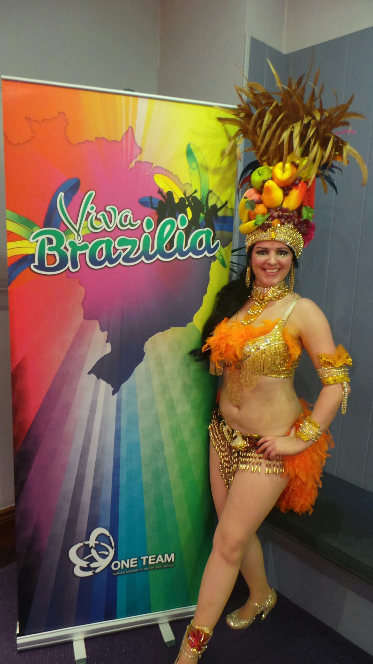 #CarmenMiranda #fruit #fruitheaddress #Bahia #SambaLivreLiverpool #Brazilian #samba #dancers #Brazil #Brasil #dance #performers #performance #entertainment #entertainers #show #WorldCup #football #soccer #Brazil2014 #RioCarnival #showgirls #hostesses #costumes #feathers #headdresses #Liverpool #Manchester #NorthWest #dancersforhire #hiredancers www.sambalivre.co.uk #bars #restaurants #clubs #festivals #parties #weddings #events #corporateevents #promotions