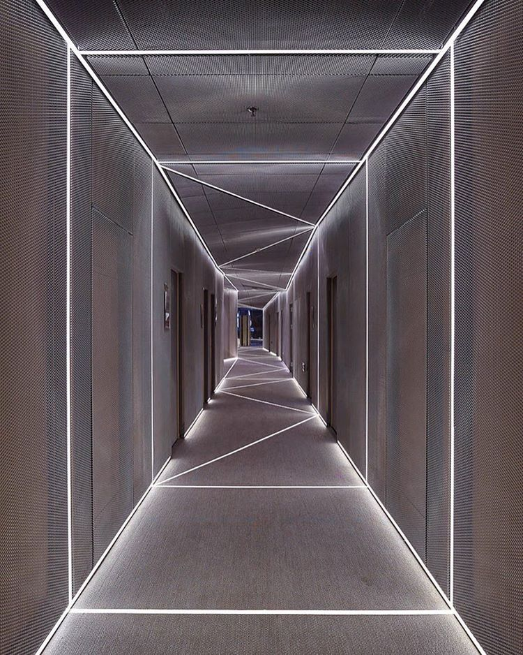 Corridor Roof Design: Pin By Alli Oroski // StudiAO On Circulating.