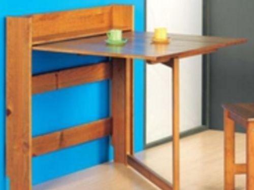Miraculous Space Saving Kitchen Tables : Space Saving ...
