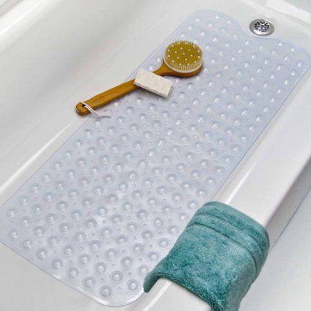 Home Bathtub Mat Extra Long Bath Mat Tub Mat