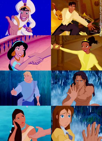Take my hand... Disney animated classics, Disney