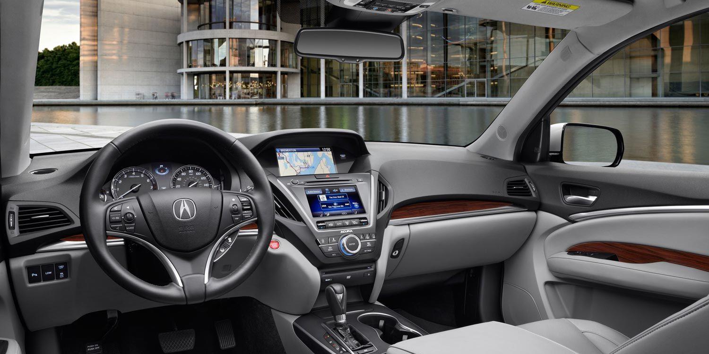 Photos Videos Exterior Interior Acura Com Auto