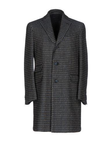 CANTARELLI Men's Coat Dark blue 40 suit