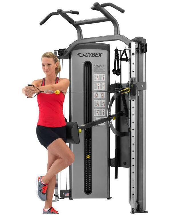 Cybex Treadmill Weight Loss Program: #MachineMonday Cybex Bravo All In One