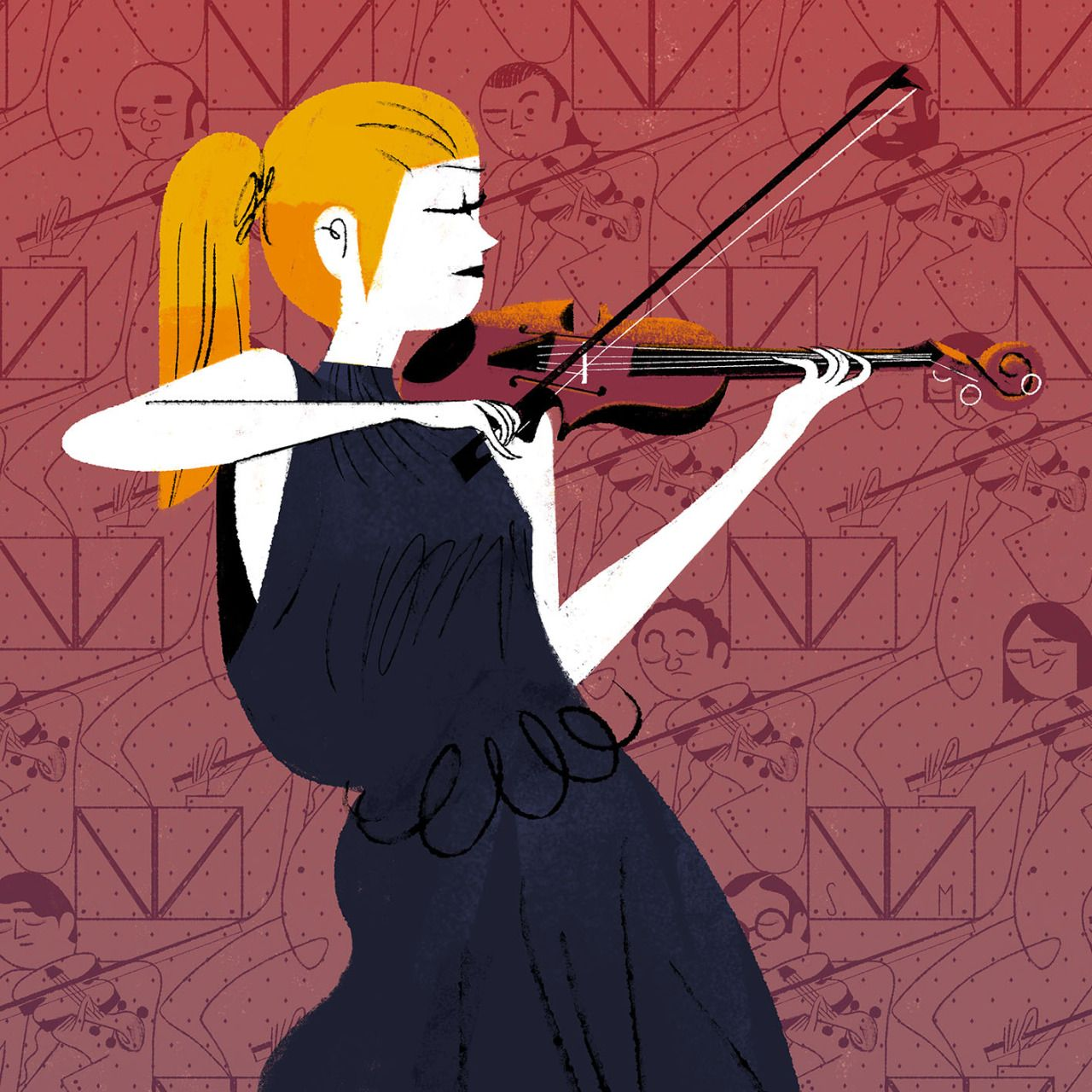 sto:  a little new piece* in this week New Yorker about Leila Josefowicz and her latest premiere: Scherazade.2full article here
