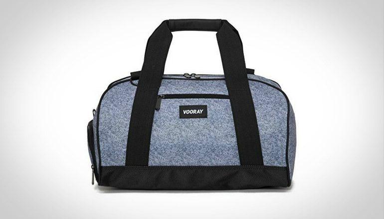 Vooray Burner 16 Compact Gym Bag with Shoe Pocket