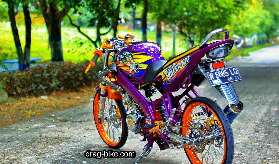 Gambar Motor Modifikasi Terbaru Thailand Look Gambar Motor