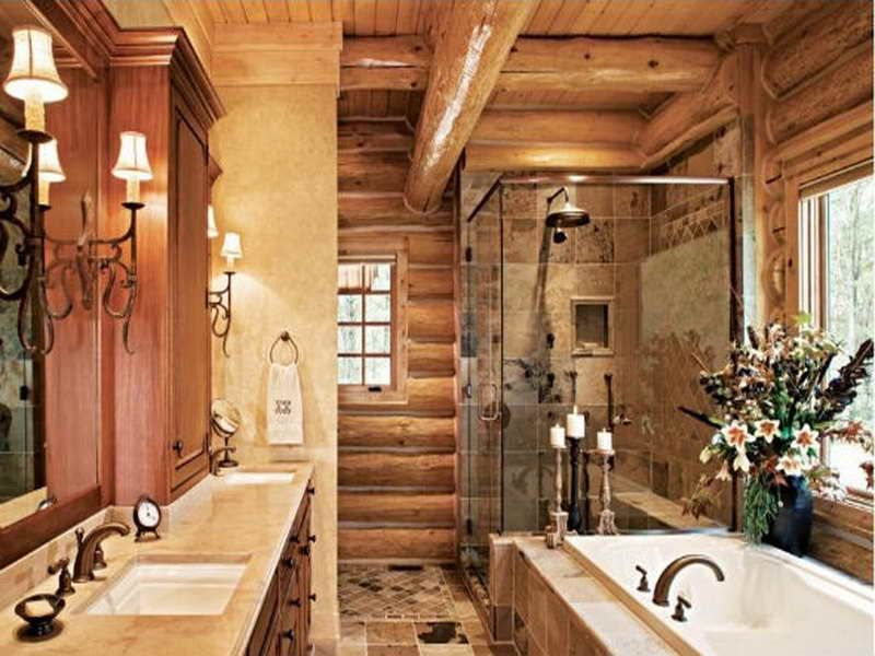 Nice Western Bathroom Decorating Ideas Part - 10: Bathroom : Western Style Rustic Bathroom Ideas Rustic Bathroom Ideas  Decorating Ideas For Bathroomsu201a Country Bathroom Decoru201a Bathroom Tile  Design Ideas As ...