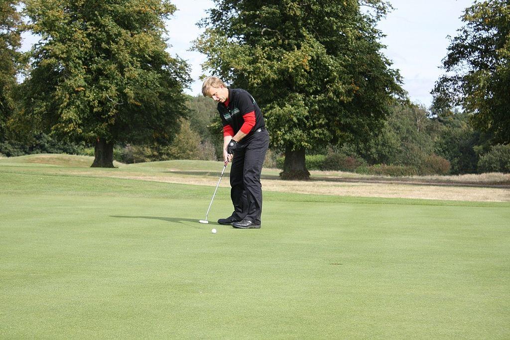 Playing improved golf. golf head covers. golf net Golf