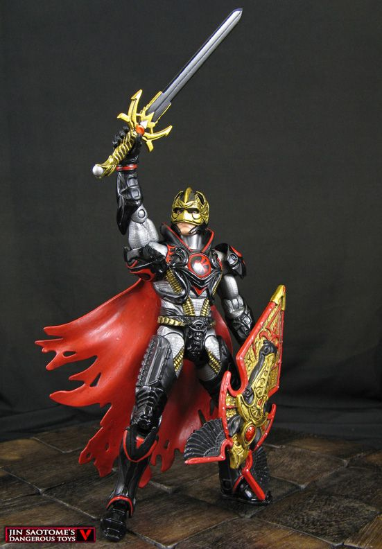 Custom Marvel Legends Black Knight Avengers movie concept action figure