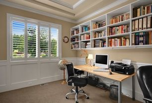 Beautiful Budget Home Office Design Ideas And Photos Zillow Digs Home Quality Living Room Furniture Modern Home Offices