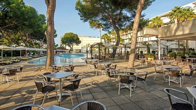 Iberostar Royal Cristina | Appart-Hôtel tout inclus, Majorque