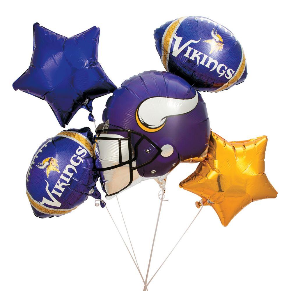 NFL® Minnesota Vikings(TM) Mylar Balloons