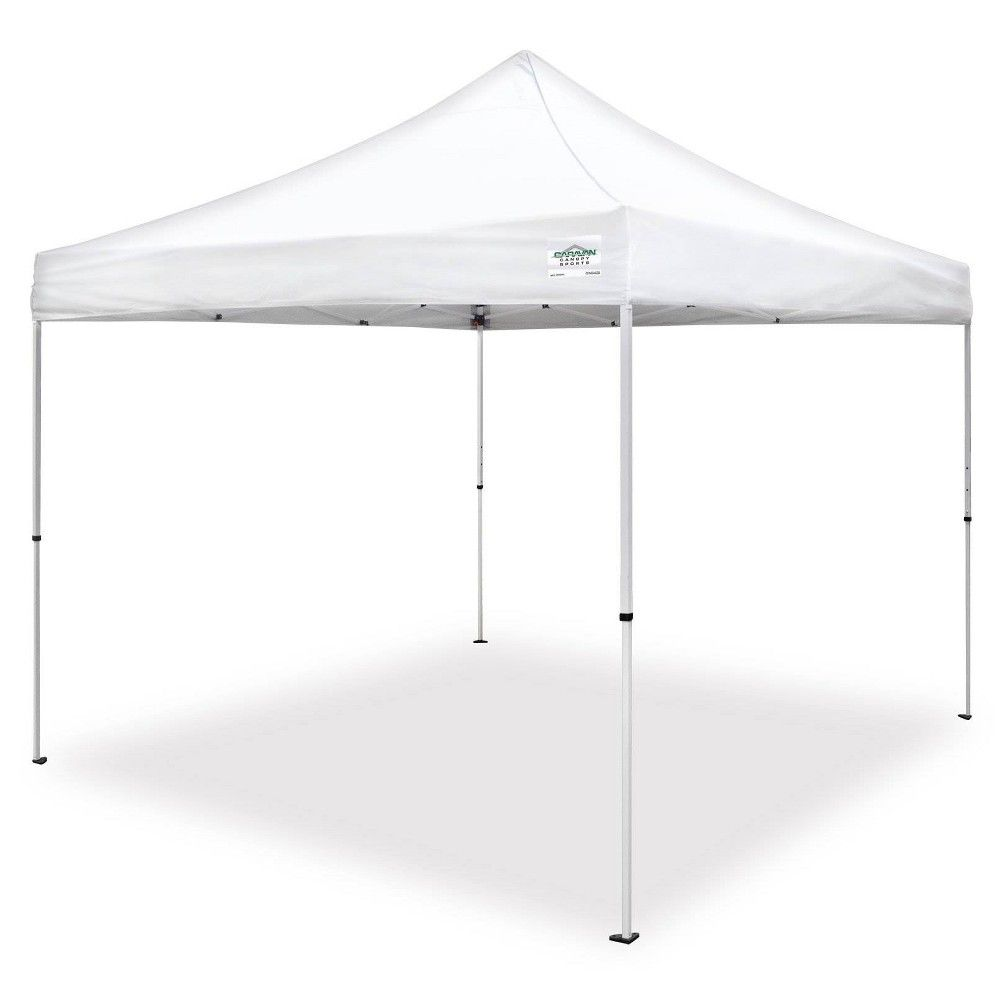Caravan Canopy M Series Pro 2 10 X 10 Ft Straight Leg Pop Up Canopy Tent White Canopy Tent Pop Up Canopy Tent Tent
