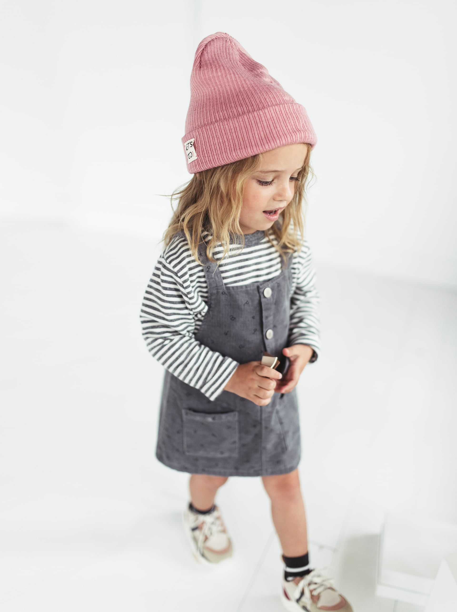 running shoes the best attitude vast selection BABY - CORDUROY PINAFORE DRESS from Zara | 2018 FALL - GIRLS ...