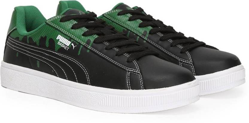 Puma Basket City DP Sneakers For Men | Men | Sneakers, Men