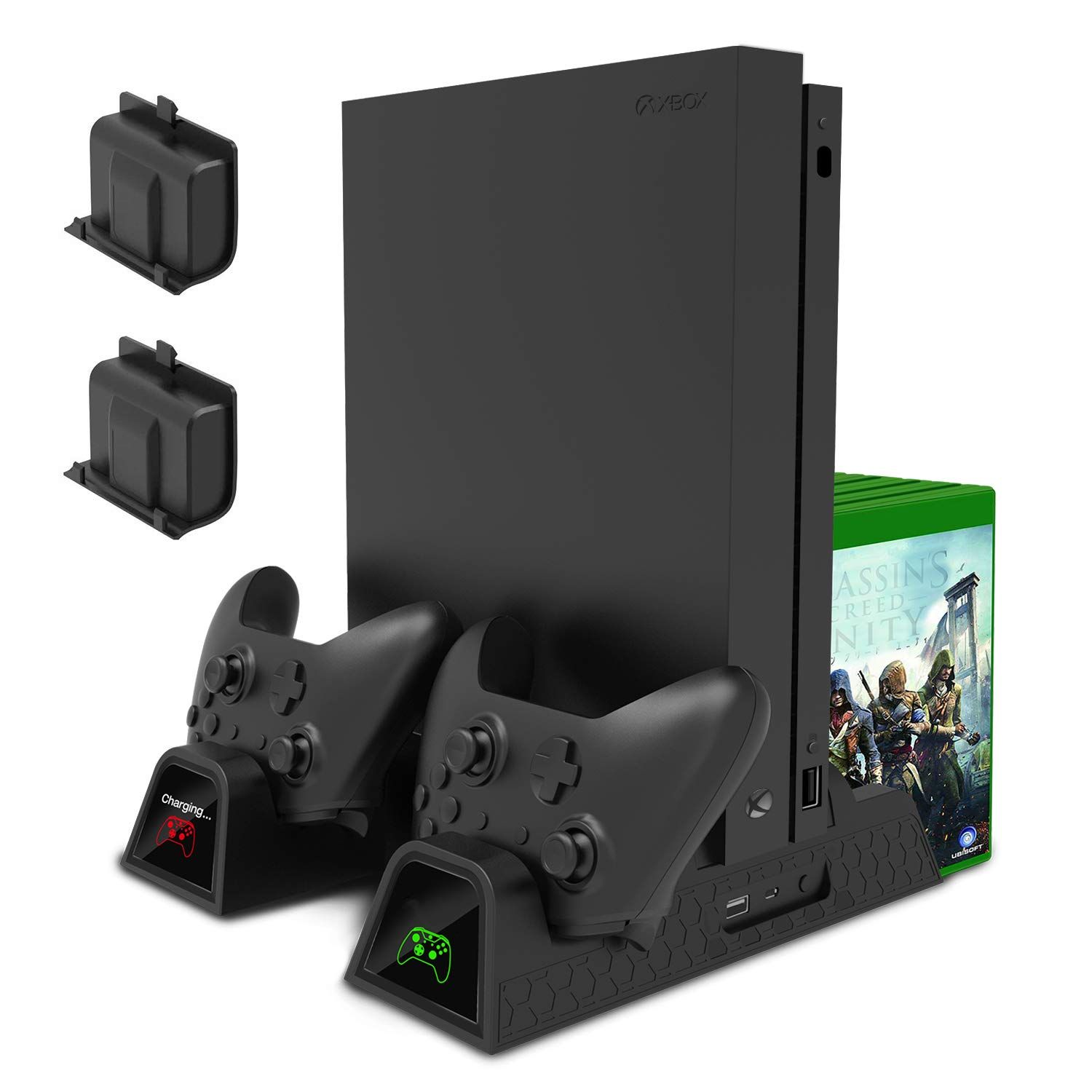 Charging Stand For Xbox One Xbox One S Xbox One X Console And