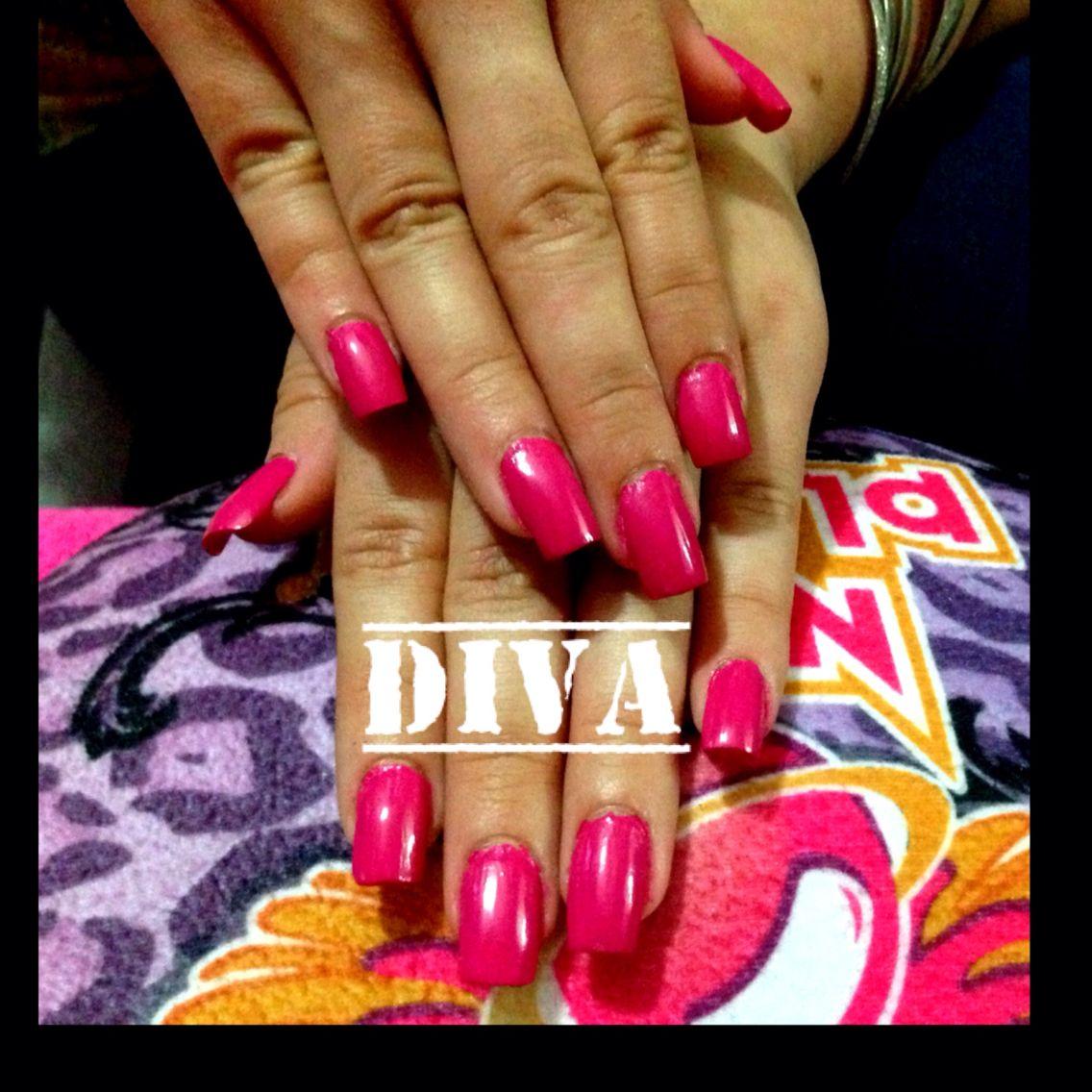 Hermosa Uñas Diva Newton Molde - Ideas de Diseño de Arte de Uñas ...