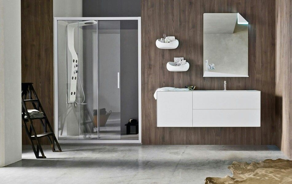 Ardeco Star line mobile bagno | Badmöbel | Pinterest | Bathroom und ...