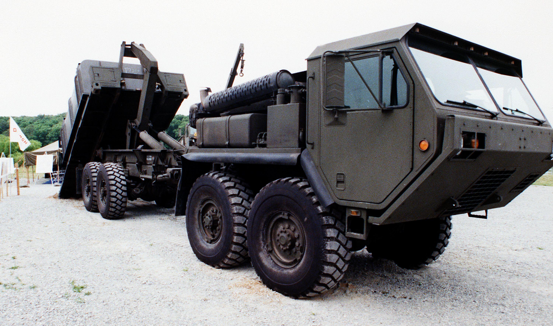 Oshkosh Military Oshkosh military, Us army, Trucks