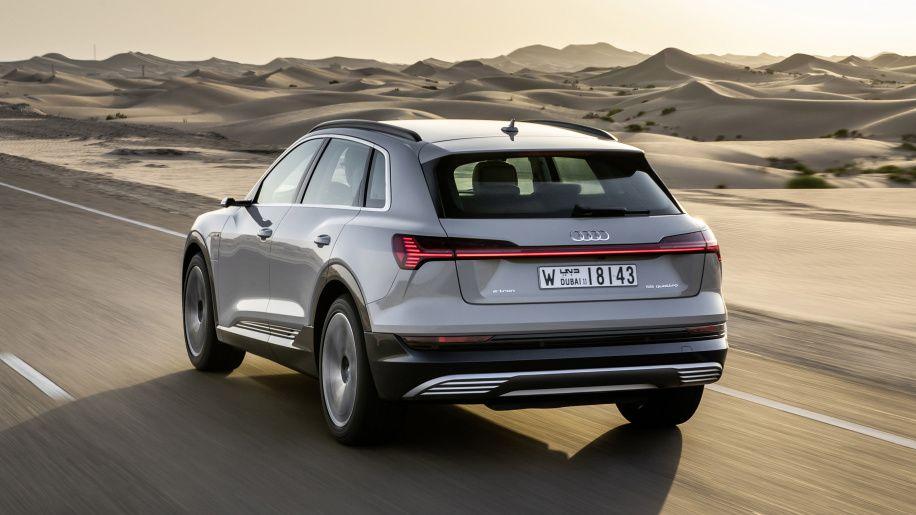 2020 Audi ETron Review Audi etron, Etron, Audi