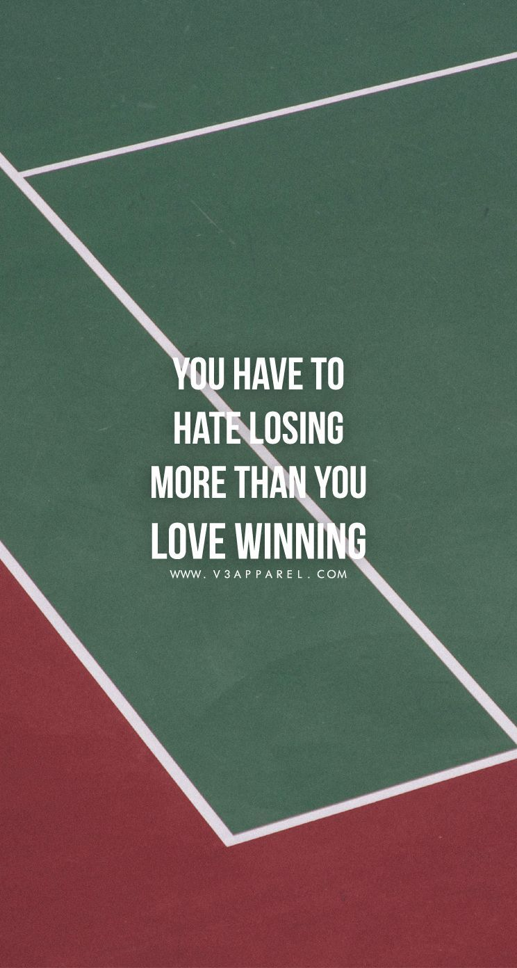 Pin by Quinn McCluskey on TENNIS QUOTES Work
