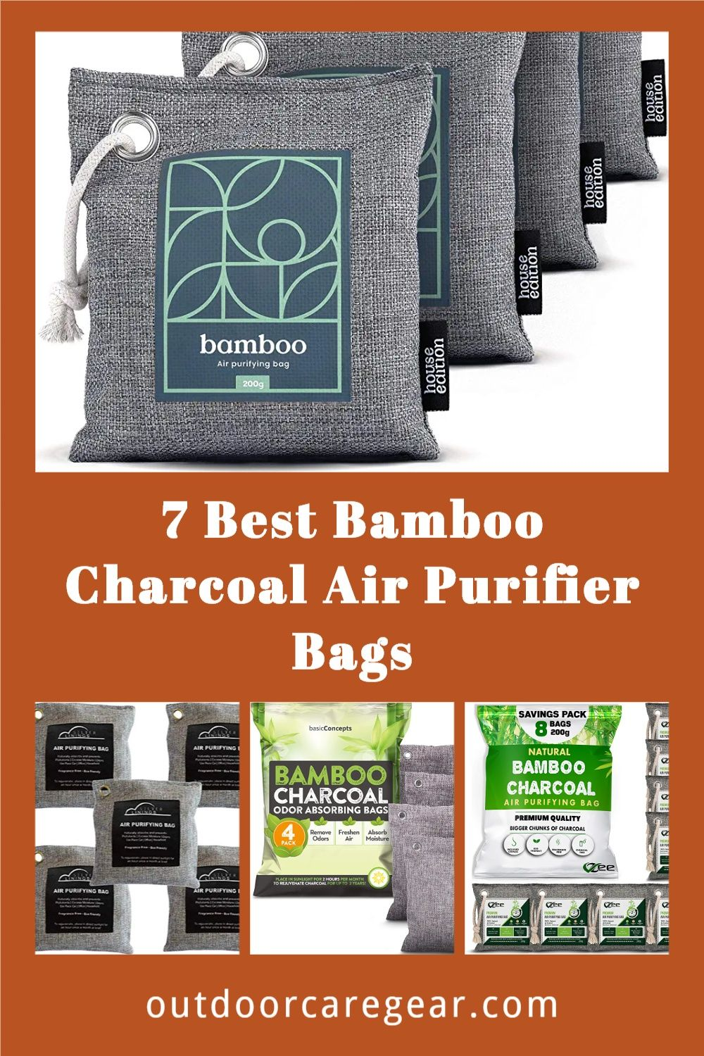 7 Best Bamboo Charcoal Air Purifier Bags