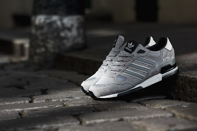 ADIDAS ZX750 (SOLID GREY) | Sneaker Freaker | Shoes | Adidas