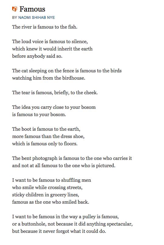 Naomi Shihab Nye Poems 5