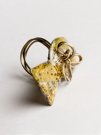 Δαχτυλίδι chevalier one of a kind   Gold Keyhole   - ERI STAI-GR ... 953569292e3