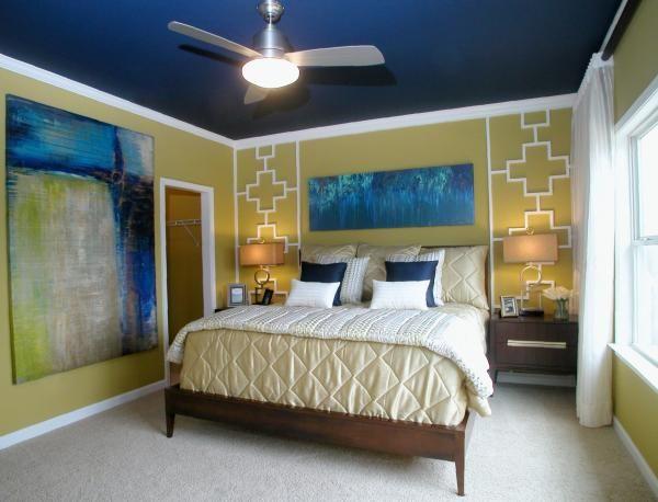 Model home color palette