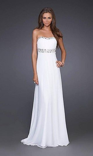 17 Best images about Prom Dresses on Pinterest | Strapless dress ...