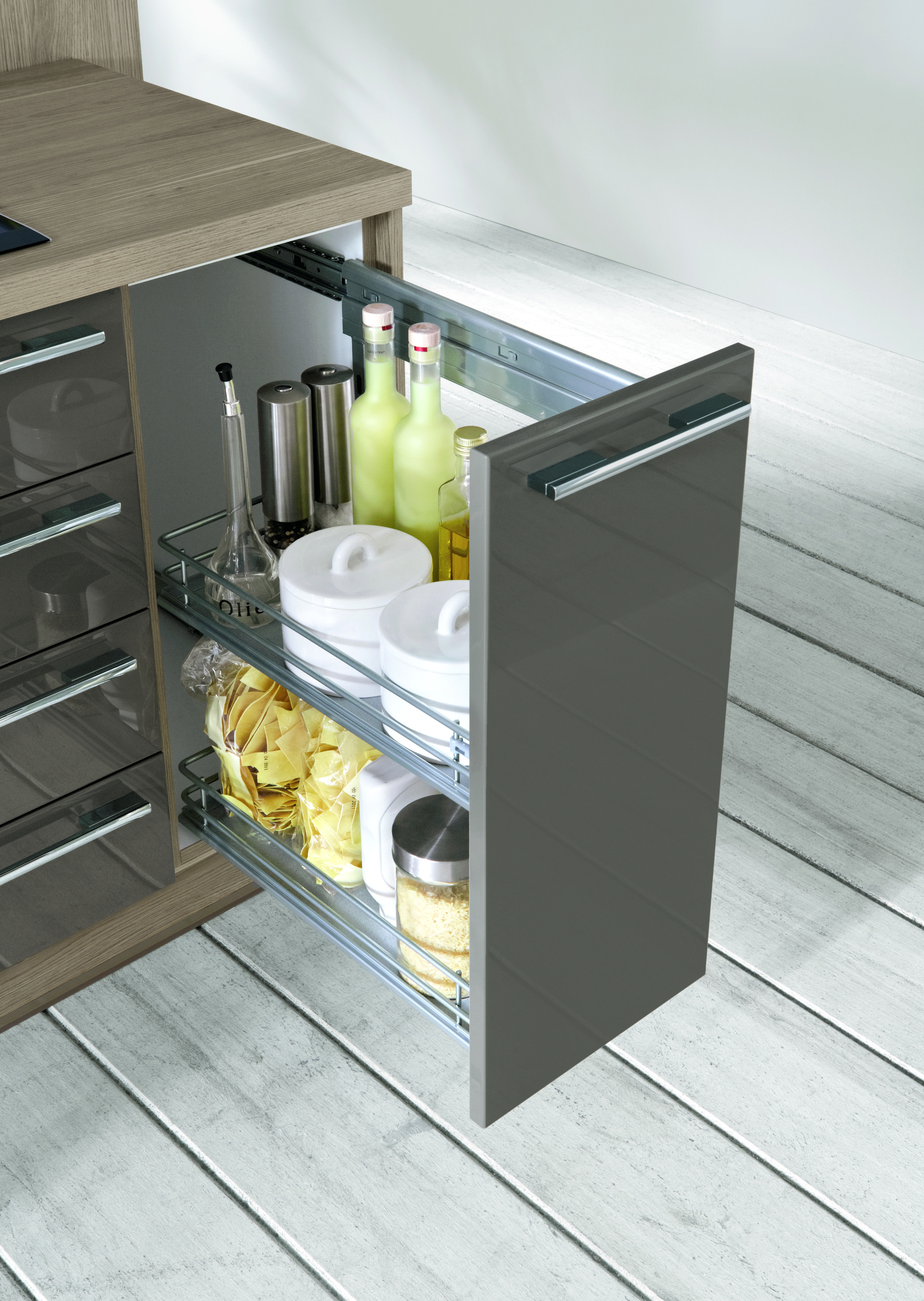 Keuken i kast indeling i keuken interieur idee n for Interieur ideeen keuken