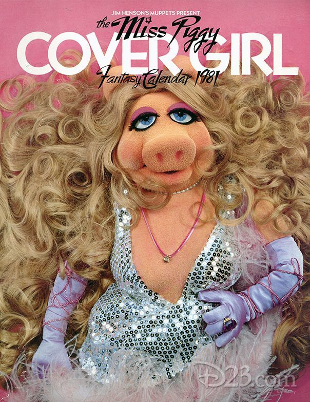 Miss Piggy ochentera / 80's Miss Piggy