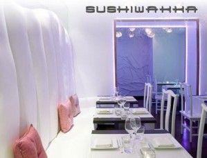 Sushiwakka Cuzco te propone un variadísimo menú sushi para disfrutarlo en compañía.